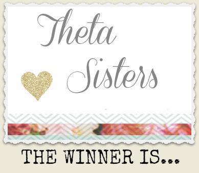 Winner--Shawntell Staude!!!  Congratulations!!!