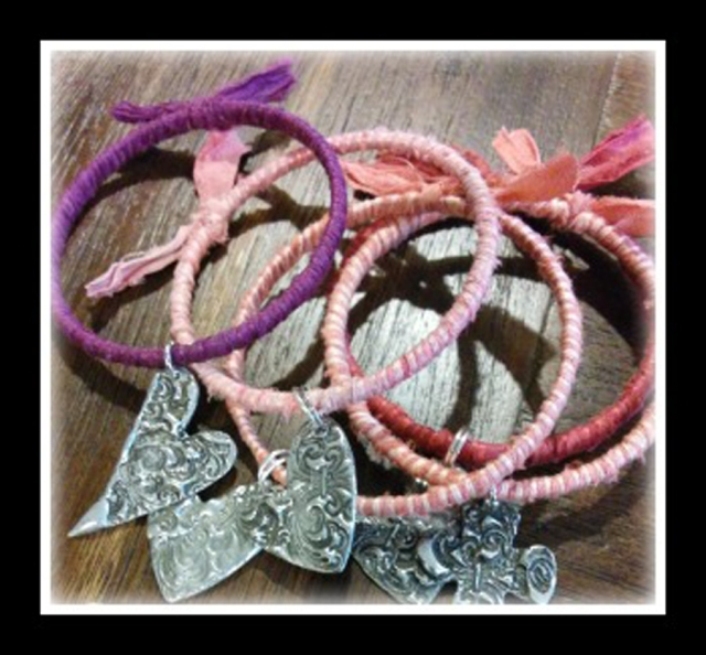 Some fun bracelets to make
